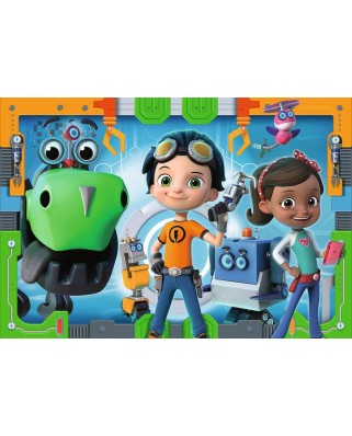 Puzzle Ravensburger - Rusty Rivets, 35 piese (08668)