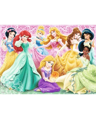 Puzzle Ravensburger - Printesele Disney, 80 piese (10925)