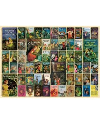 Puzzle Cobble Hill - Nancy Drew, 1.000 piese (Cobble-Hill-80097)