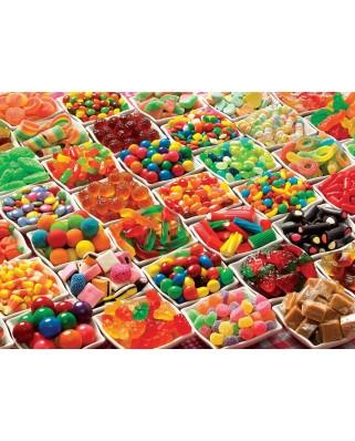 Puzzle Cobble Hill - Sugar Overload, 1.000 piese (Cobble-Hill-80117)