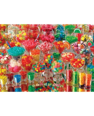 Puzzle Cobble Hill - Candy Bar, 1000 piese (Cobble-Hill-80142)