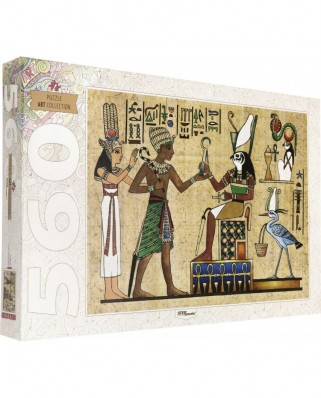 Puzzle Step - Papyrus, 560 piese (78110)