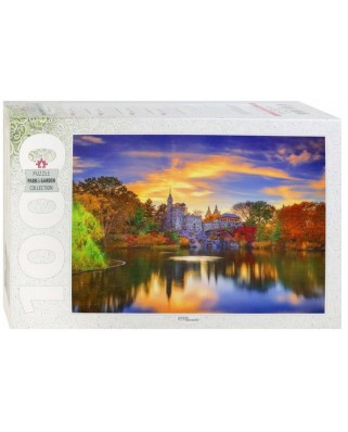 Puzzle Step - Belvedere Castle, Central Park, Manhattan, 1.000 piese (79138)