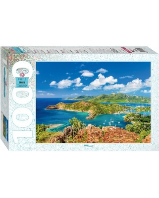 Puzzle Step - Shirley Heights, Antigua, 1.000 piese (79139)