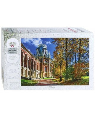Puzzle Step - Tsaritsyno Palace, Moscow, Russia, 1.000 piese (79144)