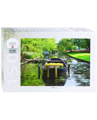Puzzle Step - Spring Park, 1500 piese (83062)