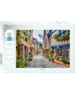 Puzzle Step - Old Street in Italy, 3.000 piese (85016)