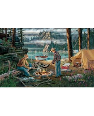 Puzzle SunsOut - Alaska Adventure, 300 piese XXL (Sunsout-39689)