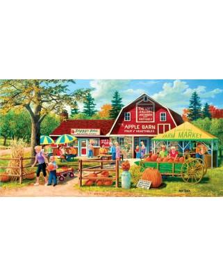 Puzzle SunsOut - Harvest Market, 500 piese XXL (Sunsout-39811)