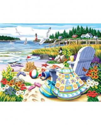 Puzzle SunsOut - Essence of Summer, 300 piese (Sunsout-63061)