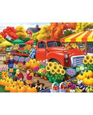Puzzle SunsOut - Marketplace, 300 piese (Sunsout-63097)