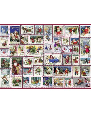 Puzzle Ravensburger - Christmas Wishes, 1.000 piese (19881)