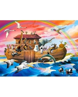 Puzzle Castorland - Noah's Ark, 60 piese (066186)