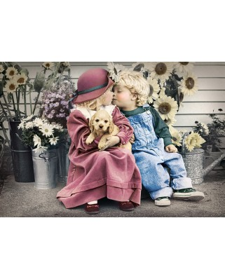 Puzzle Castorland - First Love, 1.000 piese (104451)