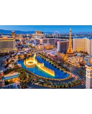 Puzzle Castorland - Fabulous Las Vegas, 1500 piese (151882)