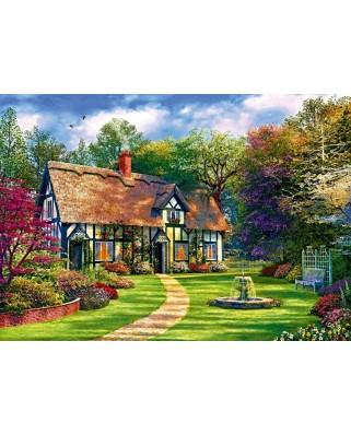 Puzzle Bluebird - Dominic Davison: The Hideaway Cottage, 1.000 piese (70312-P)