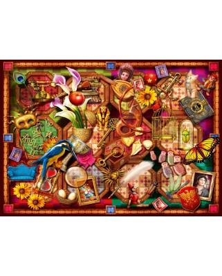 Puzzle Bluebird - Marchetti Ciro: The Collection, 1.000 piese (70306-P)