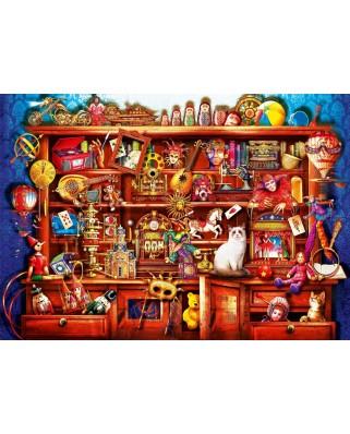 Puzzle Bluebird - Marchetti Ciro: Ye Old Shoppe, 1.000 piese (70308-P)