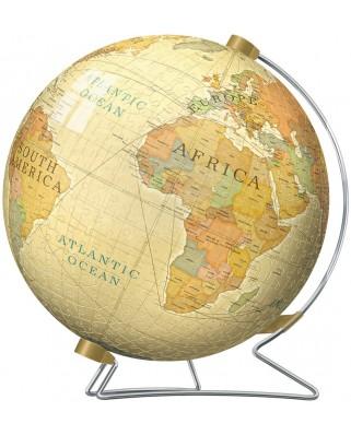 Puzzle glob Ravensburger - Globul Lumii Antic, 540 piese (12434)
