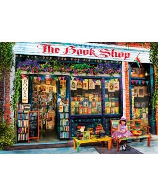 Puzzle Bluebird - Aimee Stewart: The Bookshop Kids, 1.000 piese (70327-P)