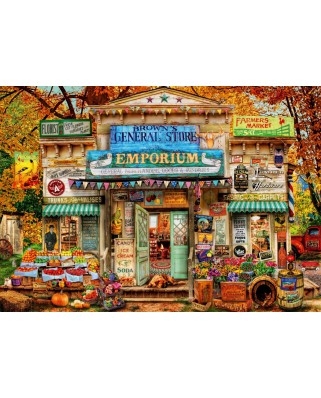 Puzzle Bluebird - Aimee Stewart: The General Store, 1.000 piese (70332-P)