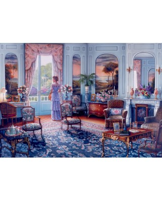 Puzzle Bluebird - Romantic Reminiscence, 1.000 piese (70335-P)