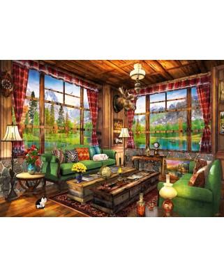 Puzzle Bluebird - Dominic Davison: Mount Cabin View, 1.000 piese (70336-P)