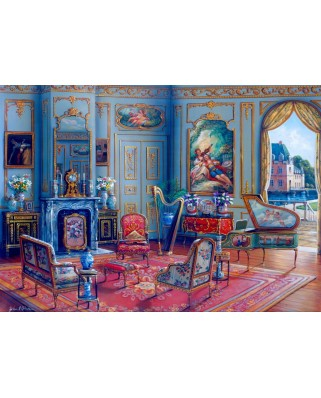 Puzzle Bluebird - The Music Room, 1000 piese (70341-P)