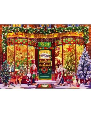 Puzzle Bluebird - Festive Shop, 1.000 piese (70342-P)