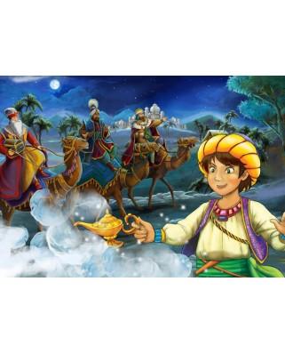 Puzzle Bluebird - Aladdin, 100 piese (70348)