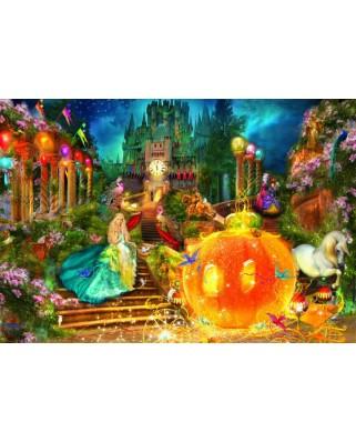 Puzzle Bluebird - Cinderella, 260 piese (70387)