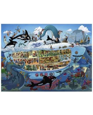 Puzzle Heye - Submarine Fun, 1500 piese (29925)