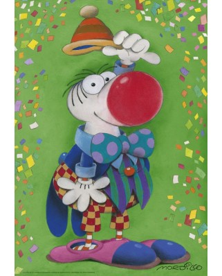 Puzzle Heye - Thank You!, 500 piese (29911)
