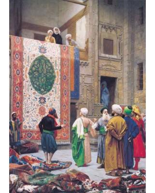 Puzzle KS Games - Jean-Leon Gerome: The Carpet Dealer, 1.000 piese (11088)