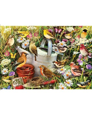 Puzzle Gibsons - A Piece of Garden, 500 piese (6397)