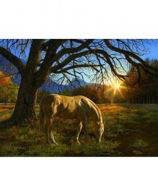 Puzzle SunsOut - Karla Mann: Pastoral Sunset, 1000 piese (Sunsout-26294)