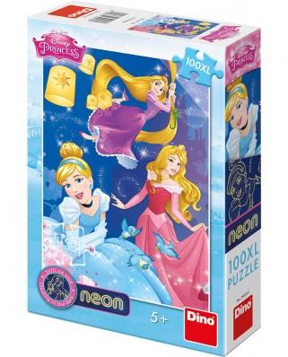 Puzzle Dino - Princess Disney, 100 piese (39416)