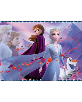 Puzzle Nathan - Frozen II, 45 piese (86451)