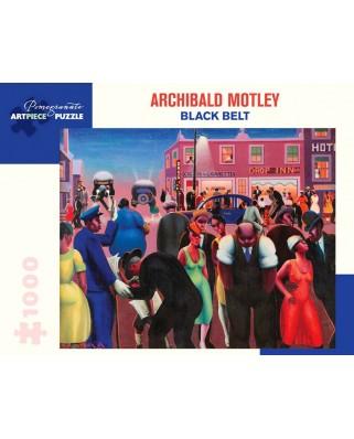 Puzzle Pomegranate - Archibald J. Motley Jr.: Black Belt, 1934, 1000 piese (AA1059)