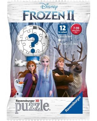 Puzzle 3D Ravensburger - Blindpack Puzzle - Frozen, 27 piese (11682)