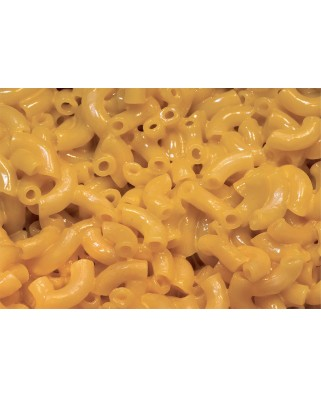 Puzzle Ravensburger - Challenge - Mac & Cheese, 500 piese dificile (14804)