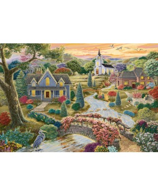 Puzzle Ravensburger - Enchanted Valley, 2.000 piese (16703)