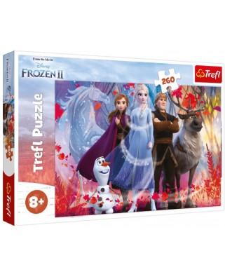 Puzzle Trefl - Frozen II, 260 piese XXL (13250)