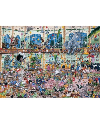 Puzzle Gibsons - I love Animals, 1.000 piese (948)