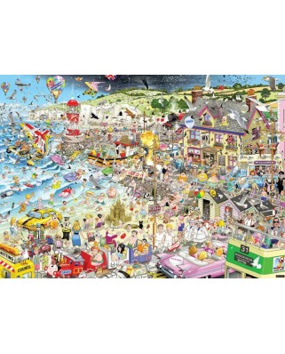 Puzzle Gibsons - I love summer, 1.000 piese (41226)