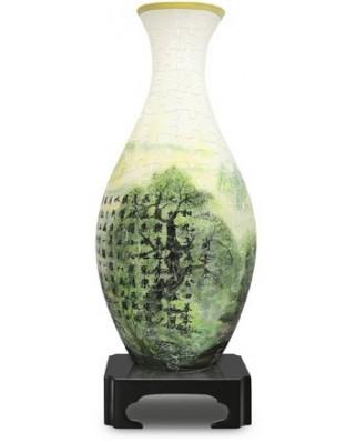 Puzzle 3D vaza din plastic Pintoo - Lan Ting Xu, 160 piese (S1005)