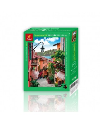 Puzzle din plastic Pintoo - Bellagio, Lake Como, Italy, 150 piese (P1116)