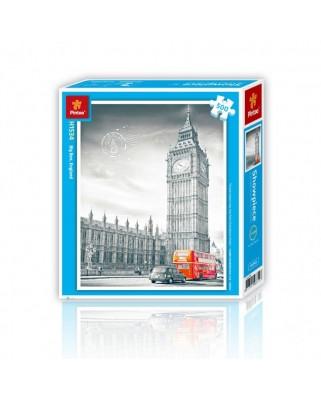 Puzzle din plastic Pintoo - Big Ben, 500 piese (H1534)
