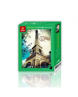 Puzzle din plastic Pintoo - Eiffel Tower, 150 piese (P1101)