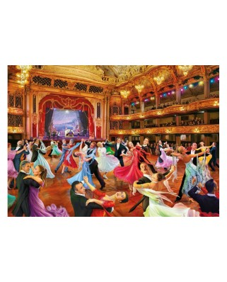 Puzzle Gibsons - Marcello Corti: Keep on Dancing, 1.000 piese (57588)